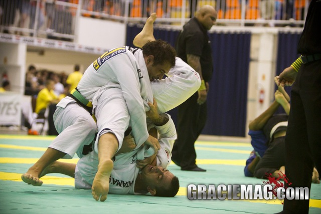 Absolute Gold Medalist Léo Leite Teaches Tips to Winning from the Top