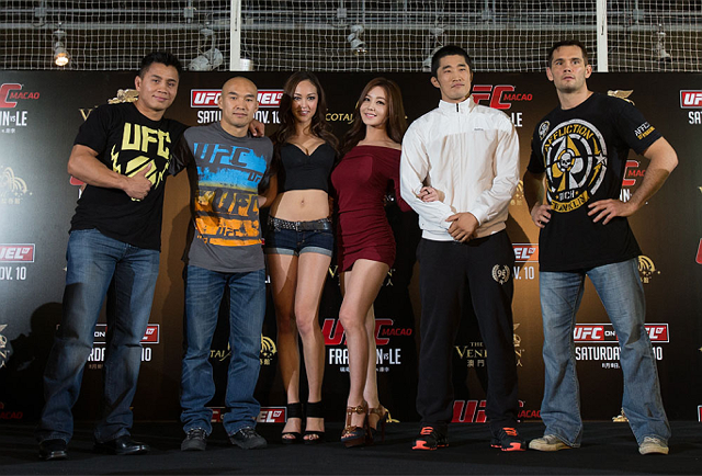 UFC Macau brings Cung Lee KO and great Jiu-Jitsu