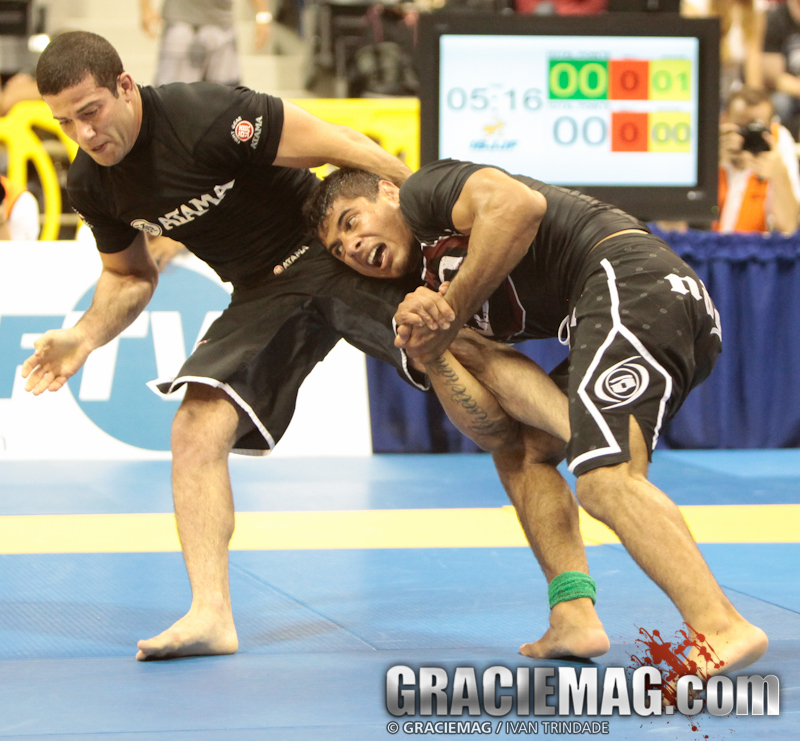 JT and Tanquinho could meet again in the Pro League, this time in the gi