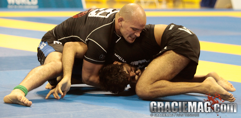 Xande Ribeiro ruled above all at the Long Beach Pyramid