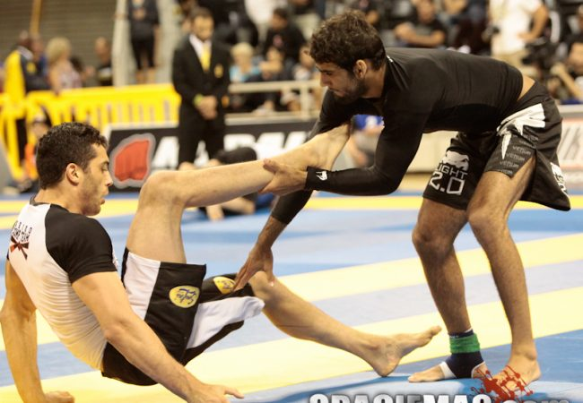 Watch Leandro Lo fight Ryo Chonan, who once caught Anderson Silva in a heel hook