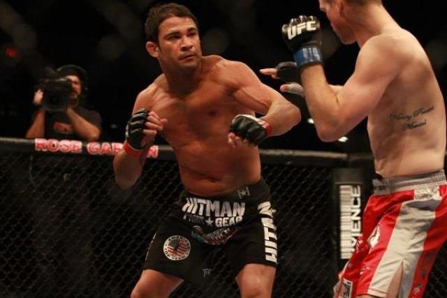 Marcus Aurelio no UFC, onde conquistou vitorias e derrotas Foto Arquivos GRACIEMAG