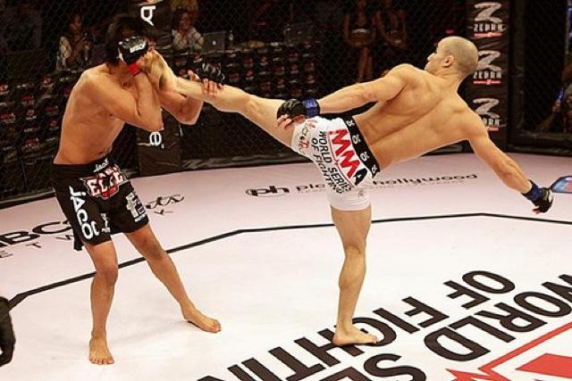 Marlon Moraes solta a bica contra Miguel Torres