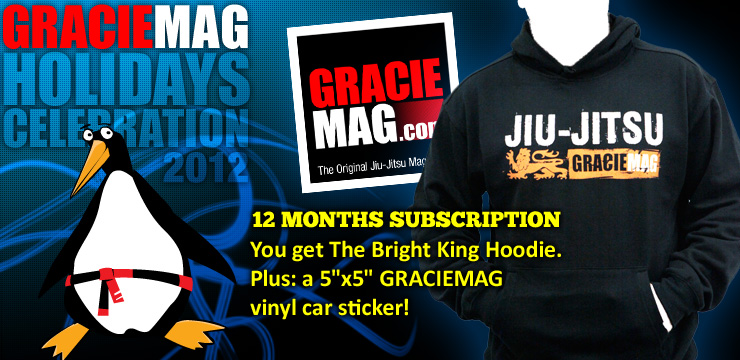 Get a Free Hoodie with a 12-Month Subscription