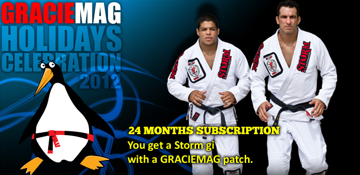 Get a Free Gi with a Two-Year Subscription