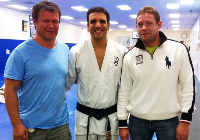 "Pavel ""The Rocket"" Bure, a BJJ purple belt in Hockey Hall of Fame"