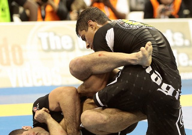 The war between Augusto Tanquinho and JT Torres at the Worlds No-Gi