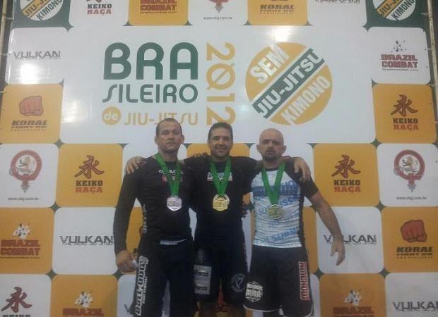 """Wander Braga retorna com vitória sem kimono: """"O principal foi que me diverti"""""""