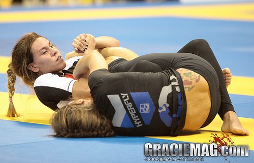 Couples who practice BJJ together win more medals