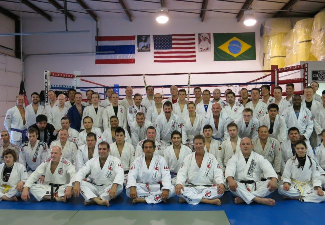 """Warrior Way Welcomes Visit from Master Carlos """"Caique"""" Elias"""