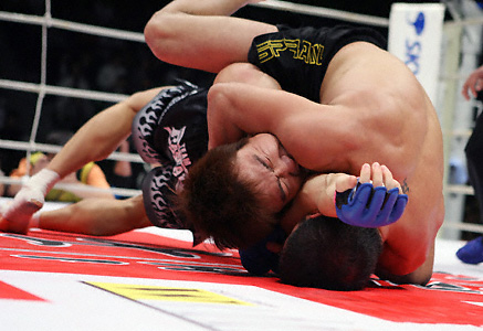 Ex-UFC and Pride FC fighter returns to Brazil, teaches submission