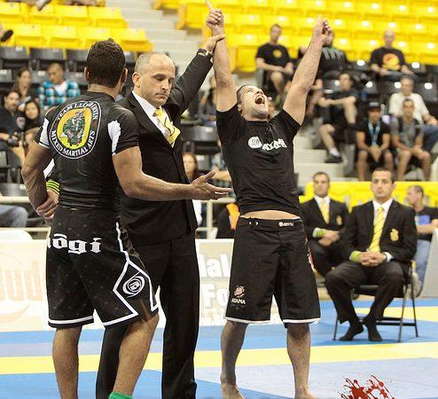 Tanquinho explica montada em Lo e vantagem na final com JT