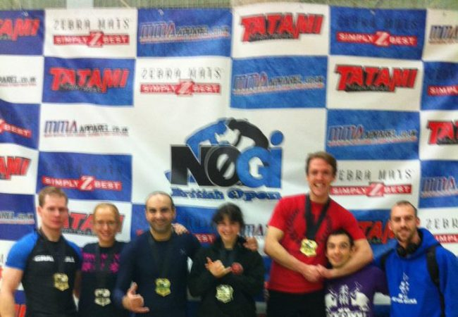 RGA Buckinghamshire Brings Home Hardware from No-Gi British Open