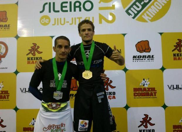 Campeão brasileiro ensina que uma brecha basta para finalizar