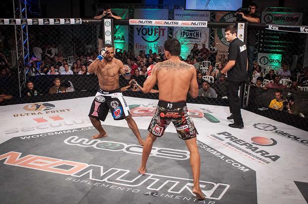 WOCS 22: watch Giovanni Diniz's title-defending knockout