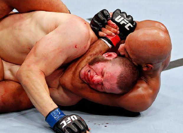 Veja todo sangue, suor e Jiu-Jitsu do UFC 154