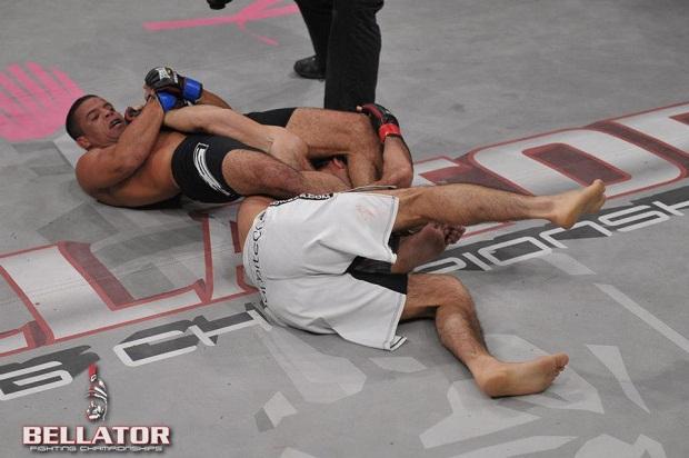 Wagnney quer repetir o bom Jiu-Jitsu para chegar à final do Bellator