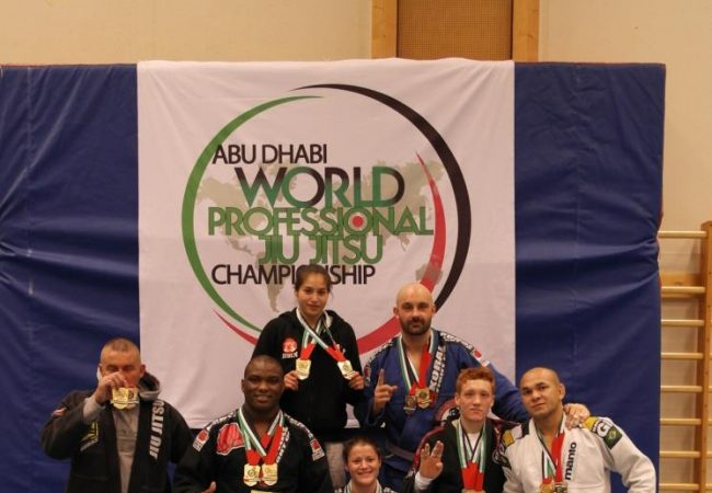Results from Abu Dhabi World Pro Trials in Sweden