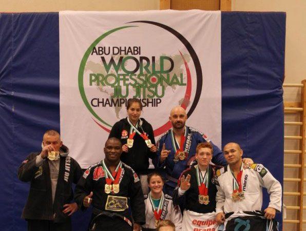 Swedish WPJJC Trials: Another Brown Belt Comes up Spades