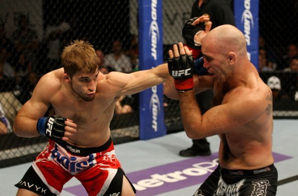 For TUF 16 Finale's T.J. Waldburger, Fighting Isn't All About Money