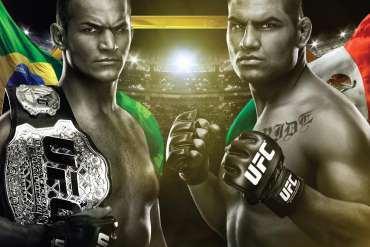 A 48h do UFC 155, reveja as principais armas de Cigano e Velasquez
