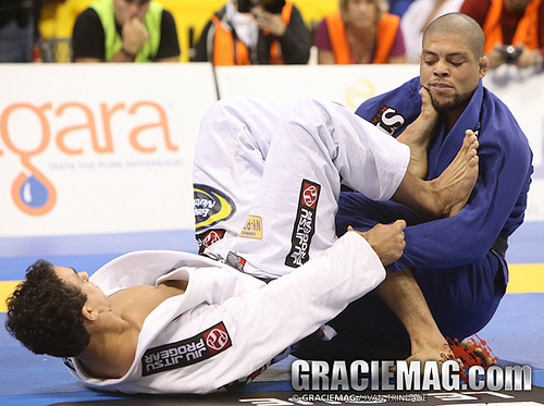 IBJJ Pro League: Watch Rômulo Barral and André Galvão's Jiu-Jitsu in the Final