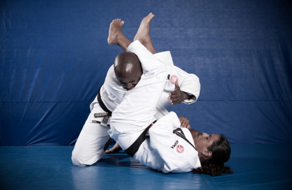Hannette and André Negão Hold Seminars in Houston