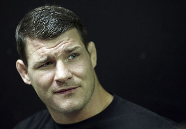 """Michael Bisping and Jiu-Jitsu: """"Black Belts Go to White belts When Hit in the Face"""""""