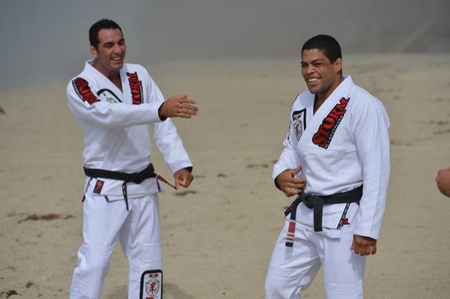 Jiu-Jitsu: a guerra entre André Galvão e Bráulio Estima no Mundial de 2008