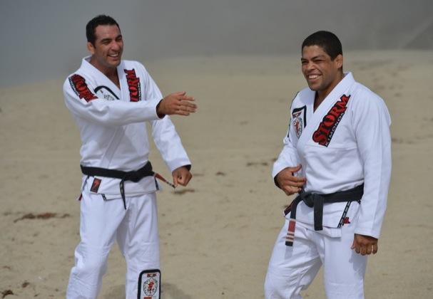 Braulio Estima e Andre Galvao rivais no ADCC 2013