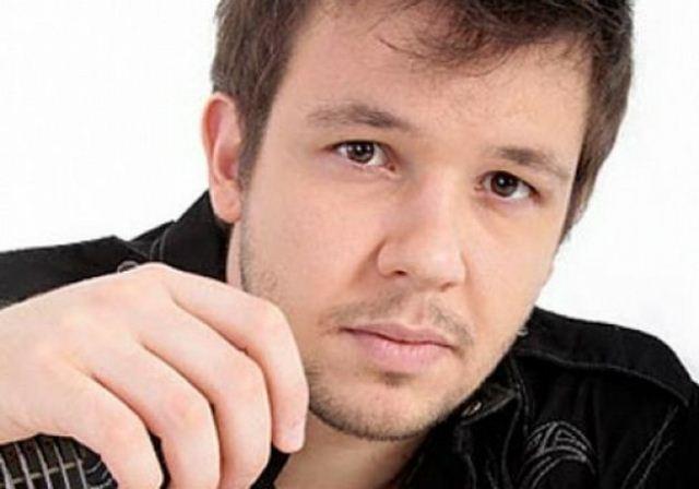 O cantor Bruno Scornavacca estreou com finalização no MMA. Foto: Divulgação