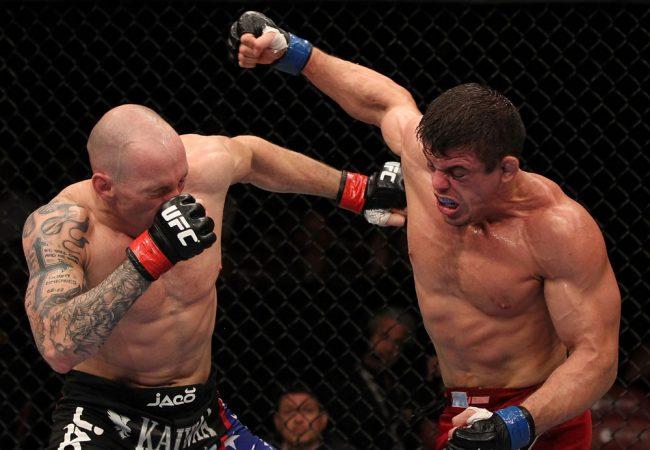 UFC on FX 7: Caio Magalhães Plans on Putting Jiu-Jitsu to Use