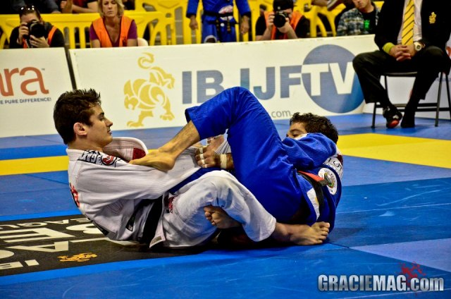 "Caio Terra: ""Laércio's Really Technical, but that Footlock Didn't Even Tickle"""