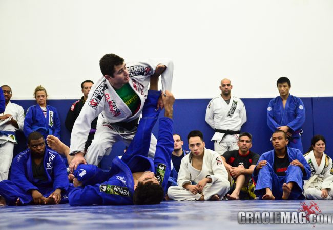 Caio, Leandro and Friends Treat SoCal After IBJJ Pro League