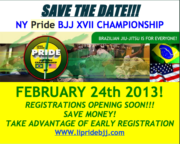 Don't miss out on the next NY Pride Championship