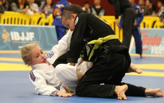 Self-defense and listening to kids: A video of today's martial artists and tomorrow's leaders