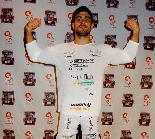 Ricardo Demente tem luta de MMA cancelada