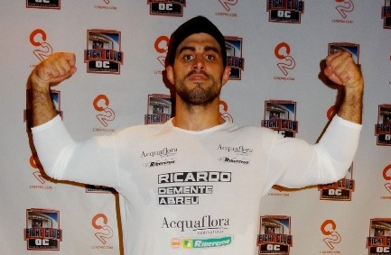 Ricardo Demente's MMA Fight Canceled
