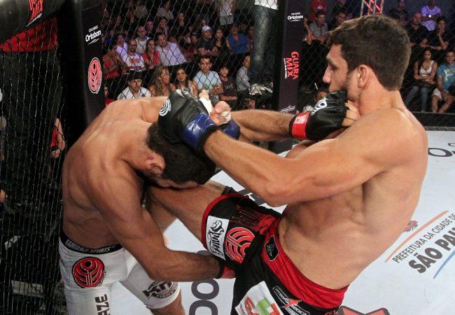 Jiu-Jitsu deu as cartas no Jungle Fight 46
