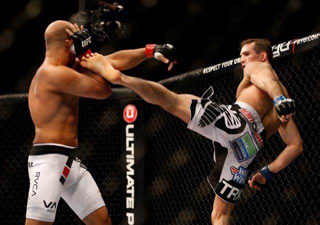 Ben Henderson, BJ, Shogun & Co. in UFC on Fox 5 Photo Gallery