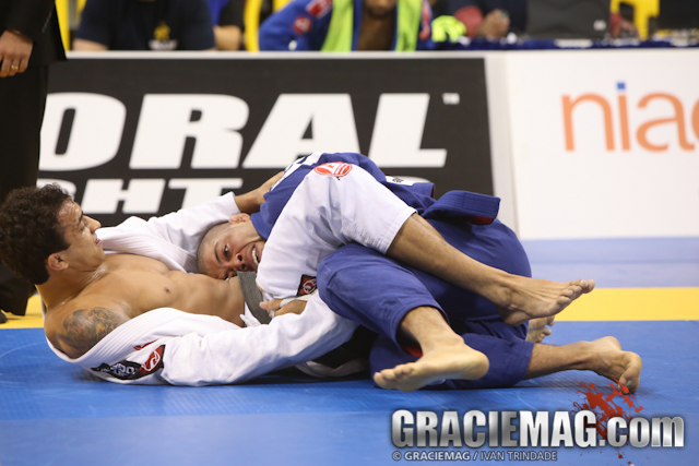 Barral vs Galvão was one of the best matches of the Saturday