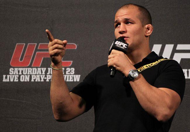 """Cigano e o UFC 155: """"Sei que ele vai tentar me quedar, e vou usar minha defesa"""""""