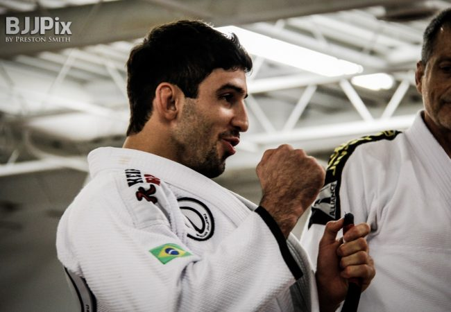 Lucas Lepri Promoted to 2nd Degree by Master Jacare