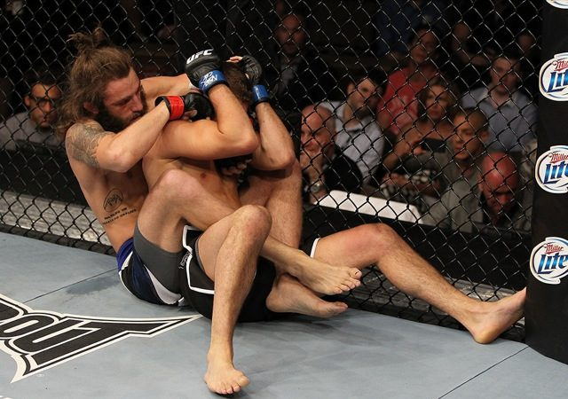 Michael Chiesa Falls Ill, Off the Card for UFC on Fox 5