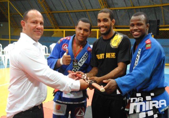 Gracie Barra domina Spartan Jiu-Jitsu, no Maranhão