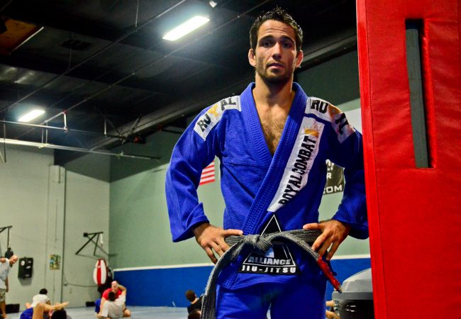 Laercio Fernandes Welcomes You to Watch Him Fight at the IBJJ Pro League