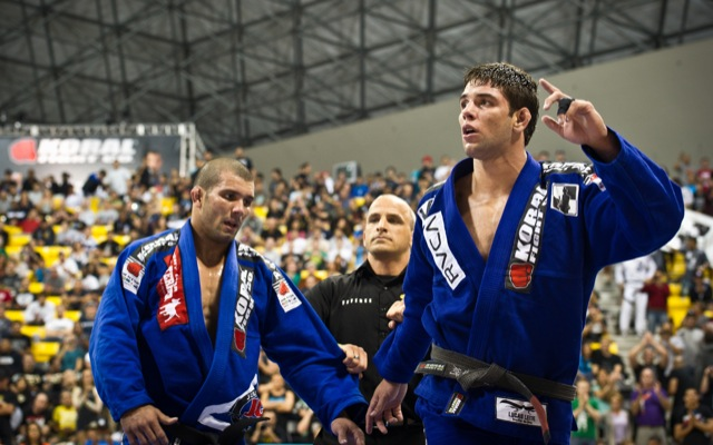 GRACIEMAG Retrospective: the Top 5 Jiu-Jitsu Matches of 2012
