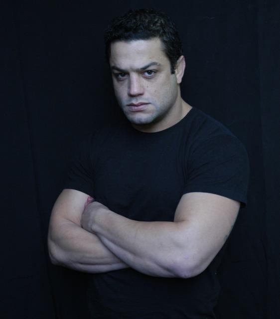 Ryan Gracie por Tiago Molinos