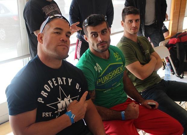 Ricardo Demente busca manter invencibilidade no MMA na Califa