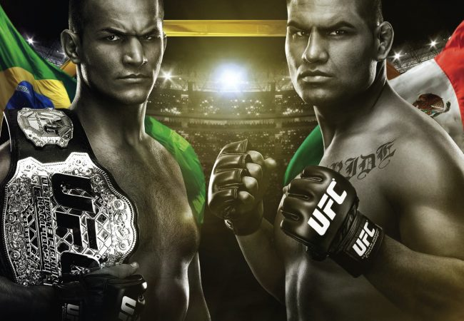VIDEO: Take a Behind the Scenes Look of UFC 155 on GRACIEMAG.com